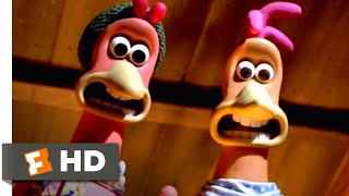 Chicken Run (2000) - Fight Or Flight Scene (10/10)   Movieclips