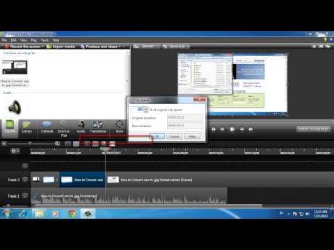 How to Edit Video in Camtasia