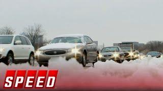 Wrecked - Season 2 Episode 7 - The Blizzard   SPEED