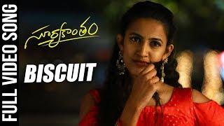 Biscuit Ayyero Full Video Song - Suryakantam | Niharika Konidela, Rahul Vijay,Perlene |Mounika Reddy