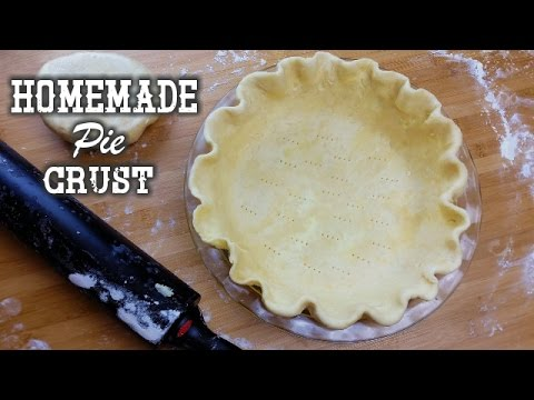 Homemade Pie Crust Recipe - What's For Din'? - Courtney Budzyn - Recipe 84