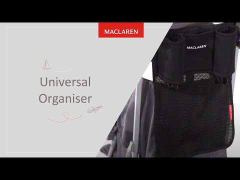 How to install Universal Organiser