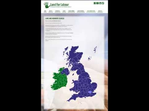 BUY AND SELL LAND IN THE UK