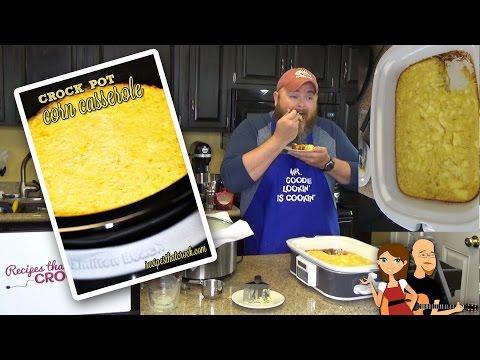 Crock Pot Corn Casserole: Cookin' Cris' Dishes