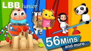 Playground Song | And Lots More Original Songs | From LBB Junior!