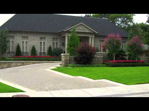 Landscaping does Improve Sale Price - Etobicoke Homes for sale