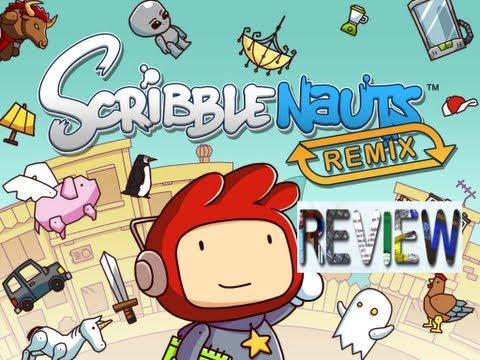 Scribblenauts App Demo/Review!