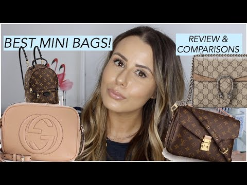 MINI DESIGNER BAG REVIEWS, COMPARISONS & REGRETS!