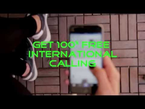 Free International Calling : Call Over 50 Countries for FREE!