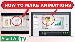 How to Make an Animated Video by Video Scribe in Few Minutes Hindi /Urdu