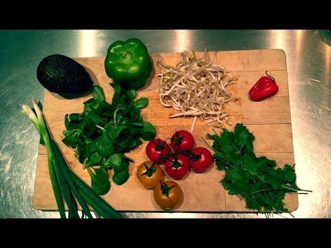 Thai beef salad - recipe