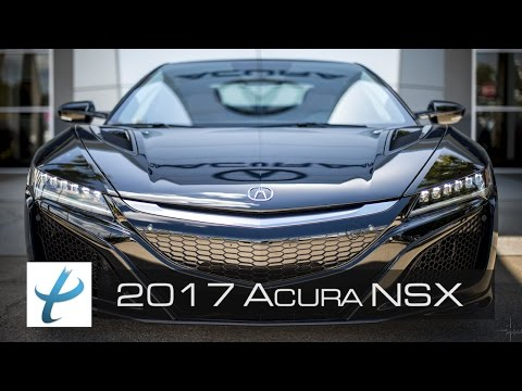 2017 Acura NSX - 1st in Tallahassee Florida (NEW)