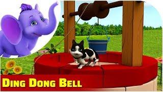 BabyNursery Rhymes - Ding Dong Bell Rhyme