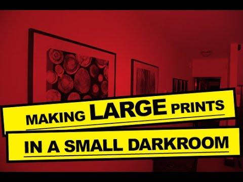 darkroom photography - Large Silver Gelatin Prints