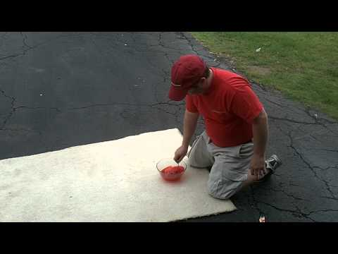 How to remove Kool-aid from carpet part 1