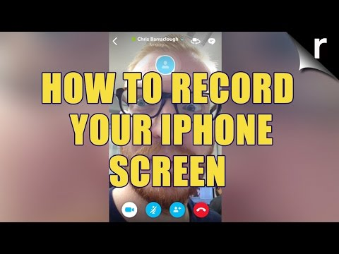 How to record what's on your iPhone's screen