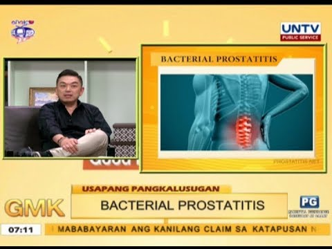 Bacterial Prostatitis: Causes, Symptoms and Treatment