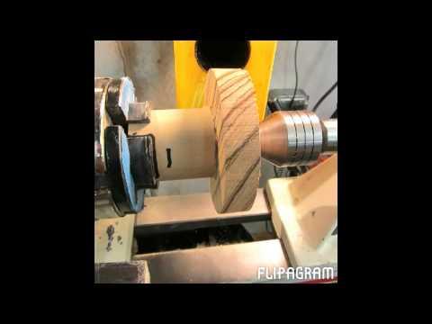 Making of a Zebrawood Turkey Pot Call