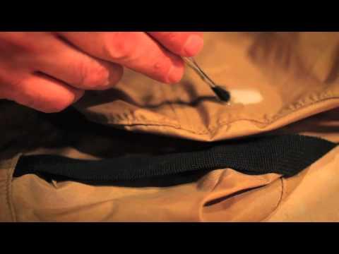 Fixing A Torn Bag