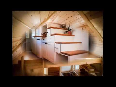 Gorgeous Ynez Tiny House by Greenleaf Tiny Homes - TinyHouseTour