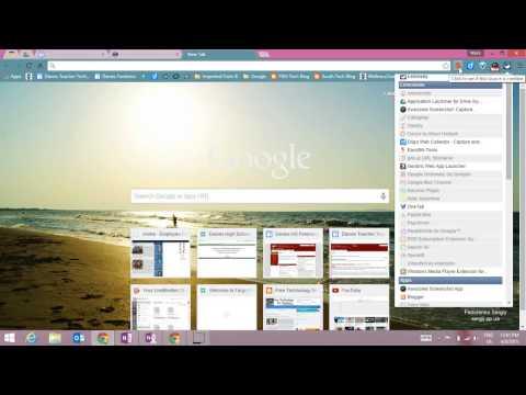 Extensity Chrome Extension