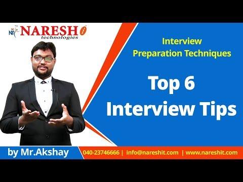 Top 6 Interview Tips | Interview Preparation Techniques | Mr. Akshay