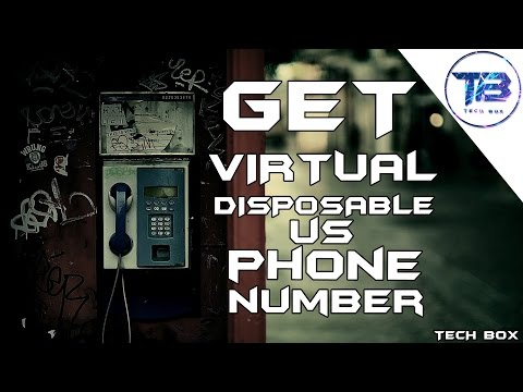 GET VIRTUAL US PHONE NUMBER FOR WHATSAPP AND OTHER APPS [HINDI\URDU]