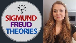 Sigmund Freud Theory - ID Ego Super-Ego, Penis Envy, and Psychosexual Development.