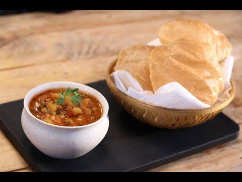 Puri Bhaji | Breakfast with Chef Afraz | Sanjeev Kapoor Khazana