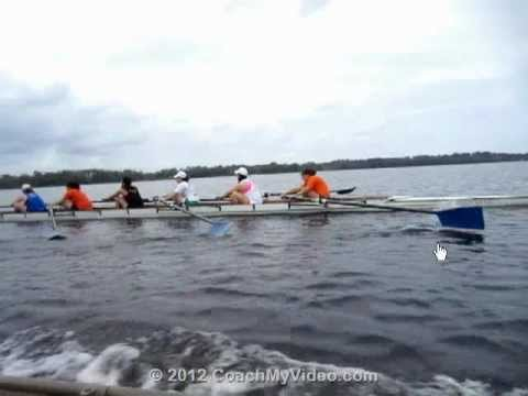 Rowing Lesson for Carol from Coach Will.mov