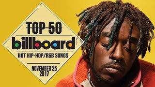 Top 50 • US Hip-Hop/R&B Songs • November 25, 2017 | Billboard-Charts