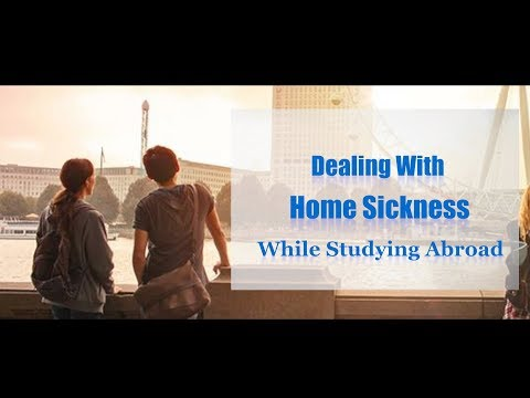 Dealing With Home Sickness