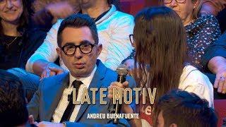 """LATE MOTIV -  Berto Romero. """"Problemas masturbatorios en orden creciente""""   #LateMotiv487"""