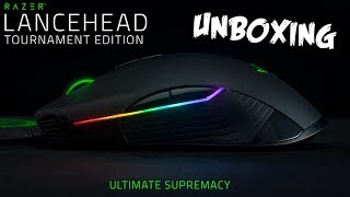 Unboxing / Review - Razer Lancehead