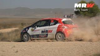 MRW Rally Team   Rallye Circuito de Navarra 2018   CERT