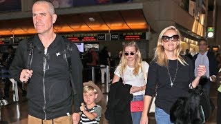Reese Witherspoon And Hubby Jim Toth Take Their Kids Somewhere Fun For Thanksgiving
