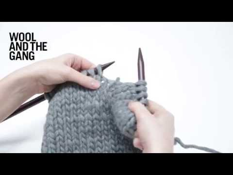 How to fix having too many knitting stitches