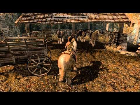 Stable horse argument