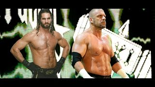 WWE BREAKING NEWS TRIPLE H VS SETH ROLLINS Feud CANCELLED?! - HUGE BACKSTAGE Details