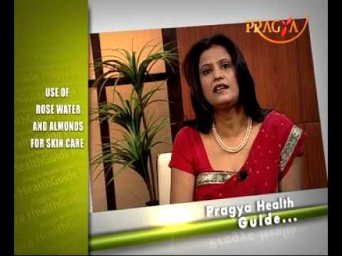 Use of Rose Water for Skin Care-Dr.Payal Sinha-Naturapath Expert-Health quotes on Pragya TV