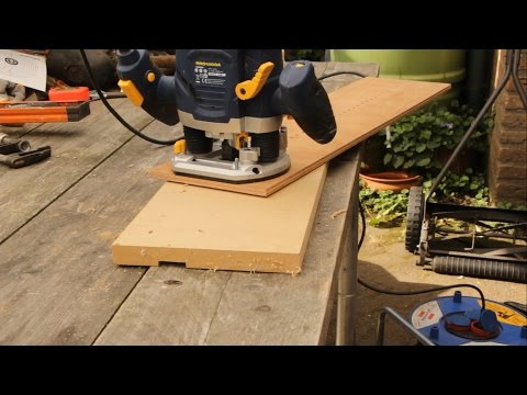 Circle Cutting Jig for Your Router