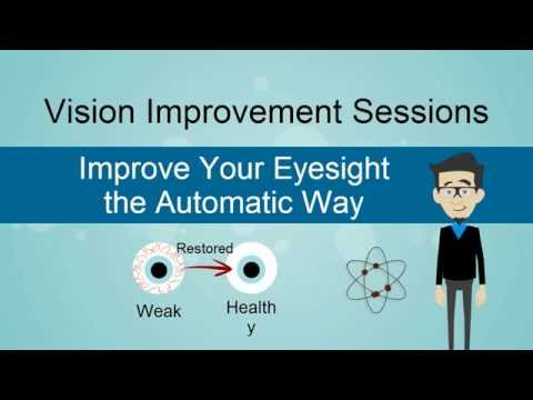 Improve Your Vision Naturally in 1 Day - Improve Your Eyesight