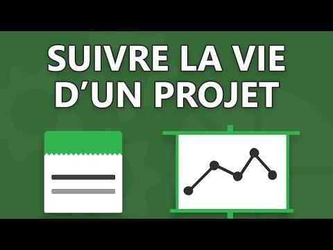 Suivre la vie d'un projet