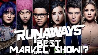 THE BEST MARVEL SHOW!? - Runaways Initial Impressions