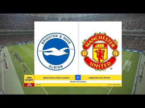 BRIGHTON & HOVE ALBION vs MANCHESTER UNITED | Premier League 2019/20 | Prediction