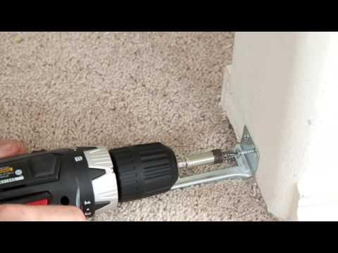 Installing a Bifold Door