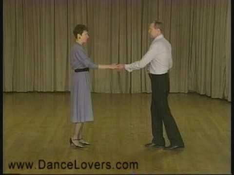 Learn to Dance the Intermediate Swing - Ballroom Dancing
