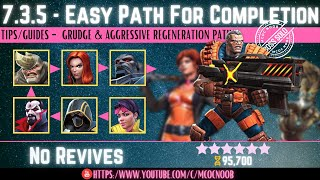 MCOC: Act 7.3.5 - Easy Path for Completion - (Book 2, Act 1.3) - Cable - Tips/Guides - No Revives