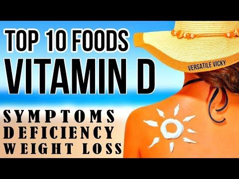 Vitamin D Deficiency Symptoms Hindi | Top 10 Vitamin D Foods List in Hindi