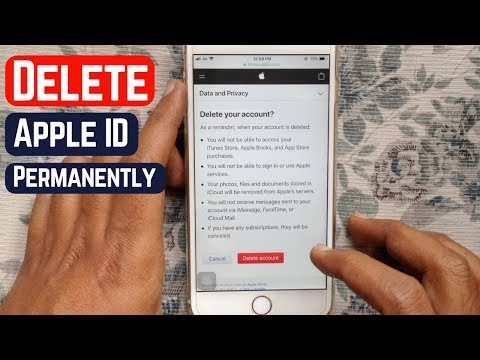 How to Delete Your Apple ID Permanently on iPhone